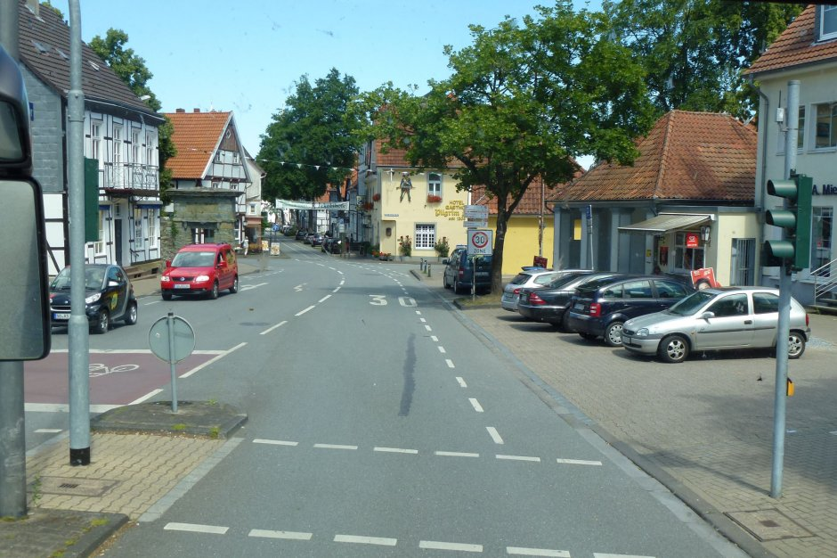 Tagesfahrt nach Soest